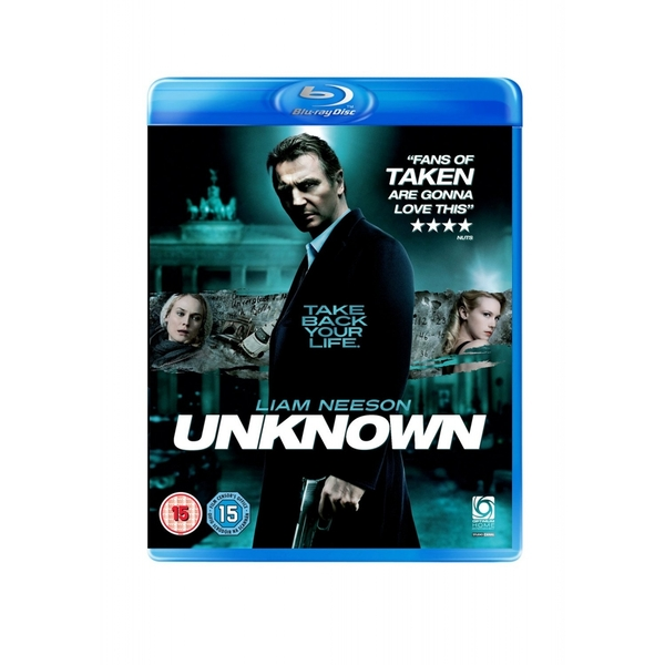 Unknown 2011 Blu-ray