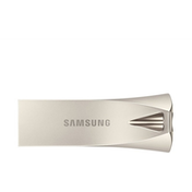 Samsung Bar Plus Champagne 128GB USB 3.1 Silver USB Flash Drive