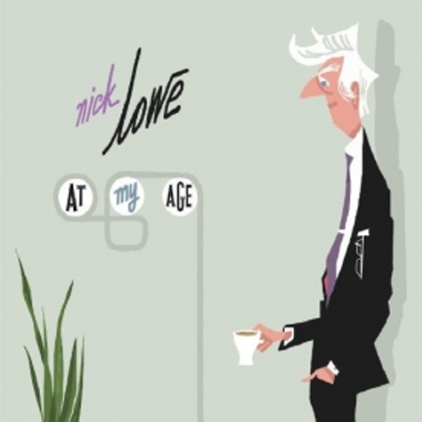 Nick Lowe - At My Age CD