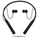 Groov-e GVBT900BK Connect Wireless Bluetooth Earphones with Neckband - Black - Image 2