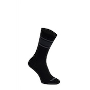 Bridgedale Men's Everyday Outdoors Merino Liner Socks Black Medium
