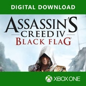 Assassin's Creed IV 4 Black Flag Xbox One Digital Download Game