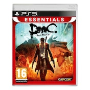 DmC Devil May Cry Game PS3 (Essentials)