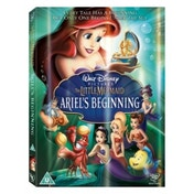 The Little Mermaid Ariels Beginning DVD
