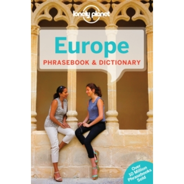 Lonely Planet Europe Phrasebook & Dictionary by Lonely Planet (Paperback, 2015)