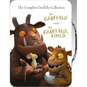 Gruffalo Double Pack (Gruffalo/Gruffalo's Child) DVD