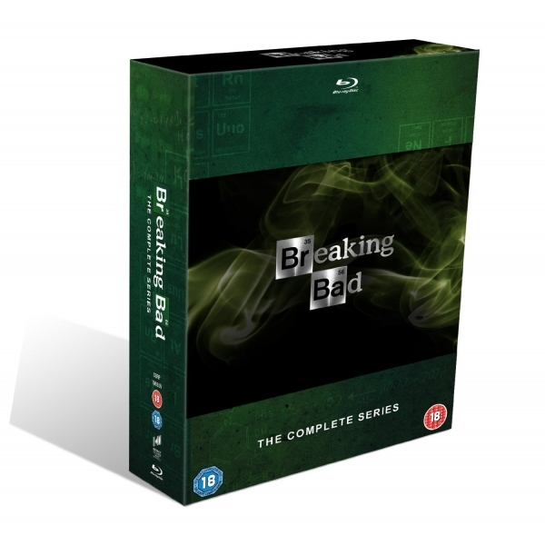 Breaking Bad The Complete Series Blu-ray