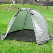 Carp Fishing Bivvy Day Tent Shelter | 1-2 Man Lightweight Waterproof | M&W