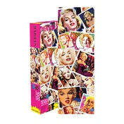 Marilyn Monroe Slim Puzzle Stamps