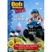 Bob The Builder Let's Scram! DVD