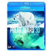 Polar Bears 3D Ice Bear Blu Ray
