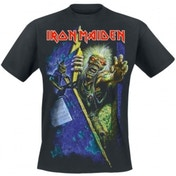 Iron Maiden No Prayer Mens Black TShirt: Medium