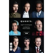 Queers: Eight Monologues by Nick Hern Books (Paperback, 2017)