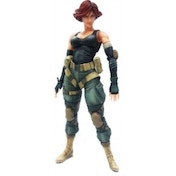 Square Enix Metal Gear Solid Meryl Silverburgh Action Figure