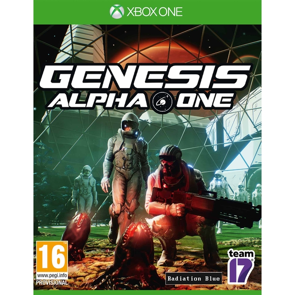 Genesis Alpha One Xbox One Game - Image 1