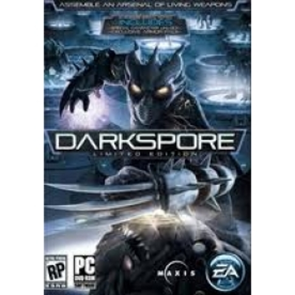 Darkspore Game Limited Edition PC (#)