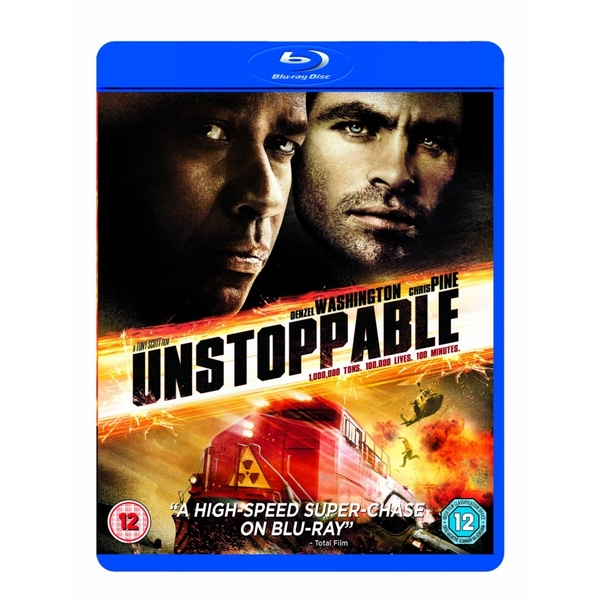 Unstoppable Blu-ray