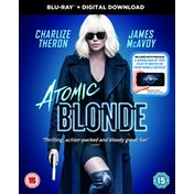 Atomic Blonde Blu-Ray   Digital Download