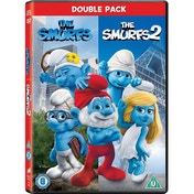 The Smurfs / The Smurfs 2 DVD