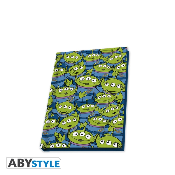 Disney - Toy Story Aliens A6 Notebook