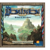 Dominion 2nd Edition Board Game