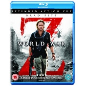 World War Z - Extended Action Cut - Blu-ray