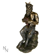Pan Wiccan Figurine