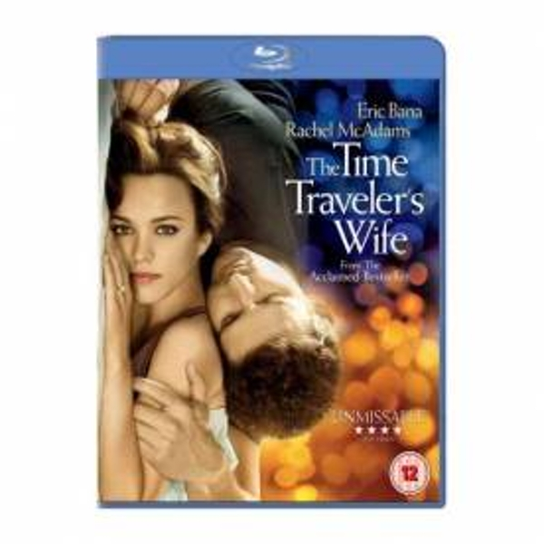 The Time Travelers Wife Blu-Ray