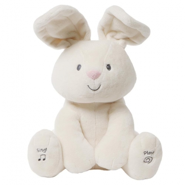 Flora the Animated Bunny (GUND) Soft Toy