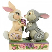 Bunny Bouquet (Bambi) Disney Traditions Figurine
