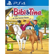 Bibi & Tina at the Horse Farm PS4 Game