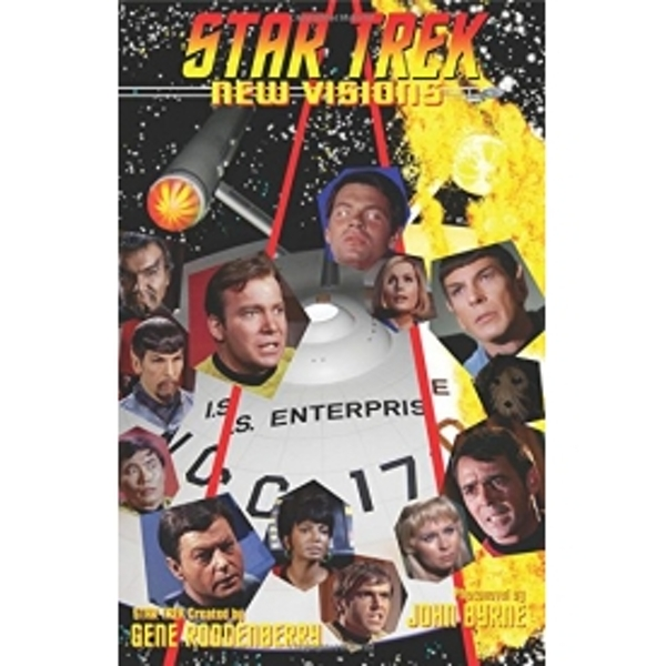 Star Trek New Visions Paperback