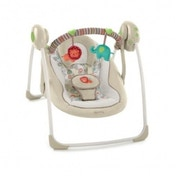 Bright Starts Cozy Kingdom Portable Swing