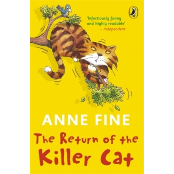 The Return of the Killer Cat by Anne Fine (Paperback, 2004)
