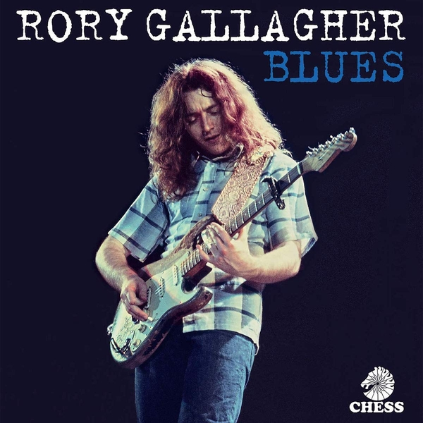 Rory Gallagher - The Blues Vinyl