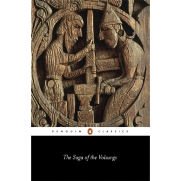 The Saga of the Volsungs: The Norse Epic of Sigurd the Dragon Slayer by Jesse L. Byock (Paperback, 1999)