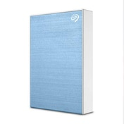 Seagate One Touch external hard drive 4000 GB Blue