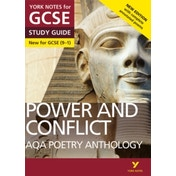 AQA Poetry Anthology - Power and Conflict: York Notes for GCSE (9-1): Second edition by Beth Kemp (Paperback)