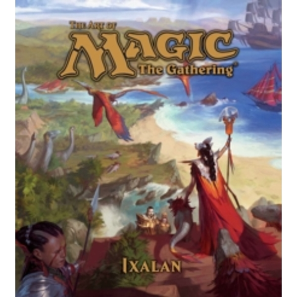 The Art of Magic: The Gathering - Ixalan : 5