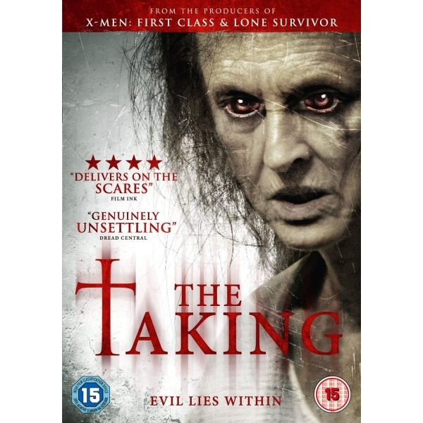 The Taking DVD