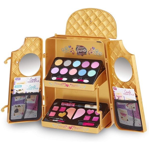 Shimmer & Sparkle - Instaglam All in one Beauty Makeup Backpack