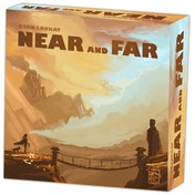 Near and Far Board Game