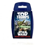 Top Trumps Specials Star Wars Clone Wars III 3 Rise Of The Bounty Hunters