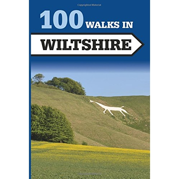 100 Walks in Wiltshire by The Crowood Press Ltd (Paperback, 2016)