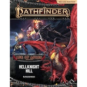 Pathfinder RPG Second Edition  Adventure Path: Hellknight Hill (Age of Ashes 1 of 6)