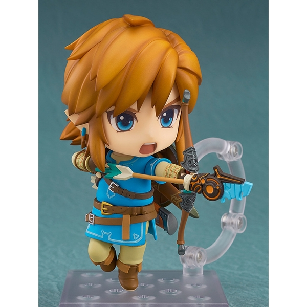 Link (The Legend of Zelda: Breath of the Wild) Nendoroid Action Figure - Image 3