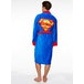 DC Comics Superman Adult Fleece Bathrobe - Image 2