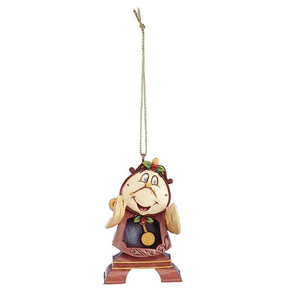 Cogsworth (Beauty And The Beast) Hanging Ornament