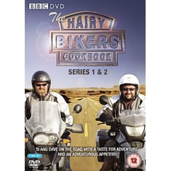 Hairy Biker's Cook Book - Series 1 And 2 DVD