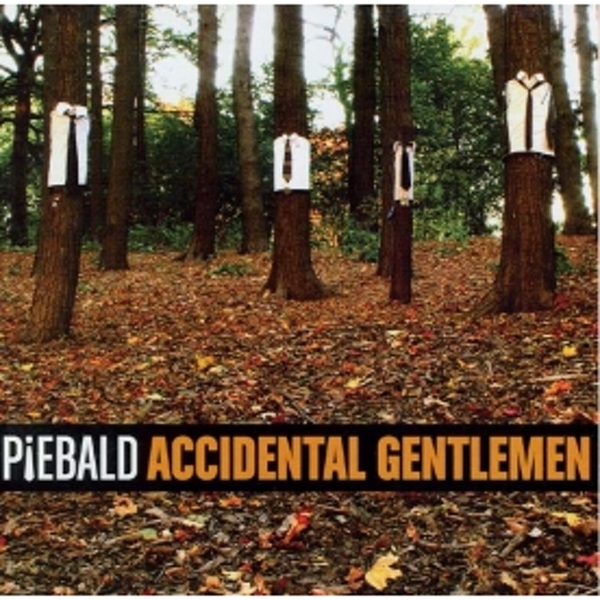 Piebald - Accidental Gentlemen CD